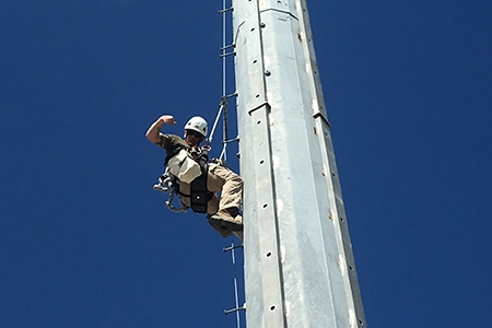 Certified Welding Inspection telecommunications inspection services