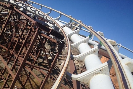 Certified Welding Inspection theme park welding inspections